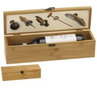 Bamboo Single Wine Set-GS011
